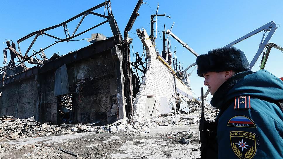 Почему миллиардера заподозрили в пожарном порядке