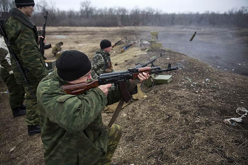 1 марта. Донецк