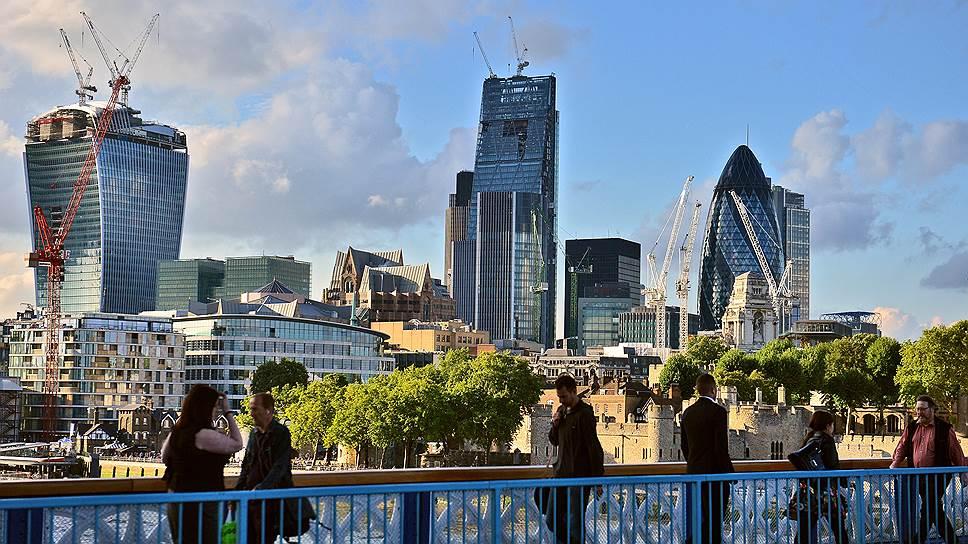 Общая стоимость жилья в Лондоне превысила £1,2трлн