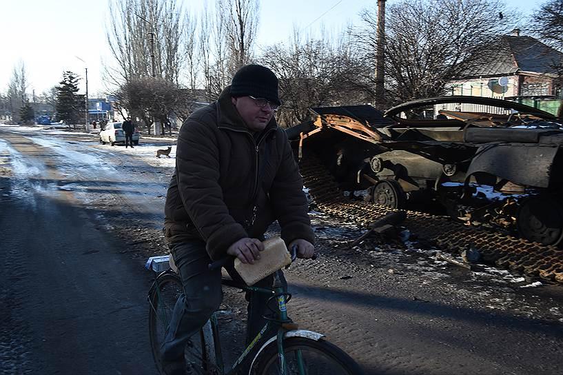 20 февраля. Донецкая область