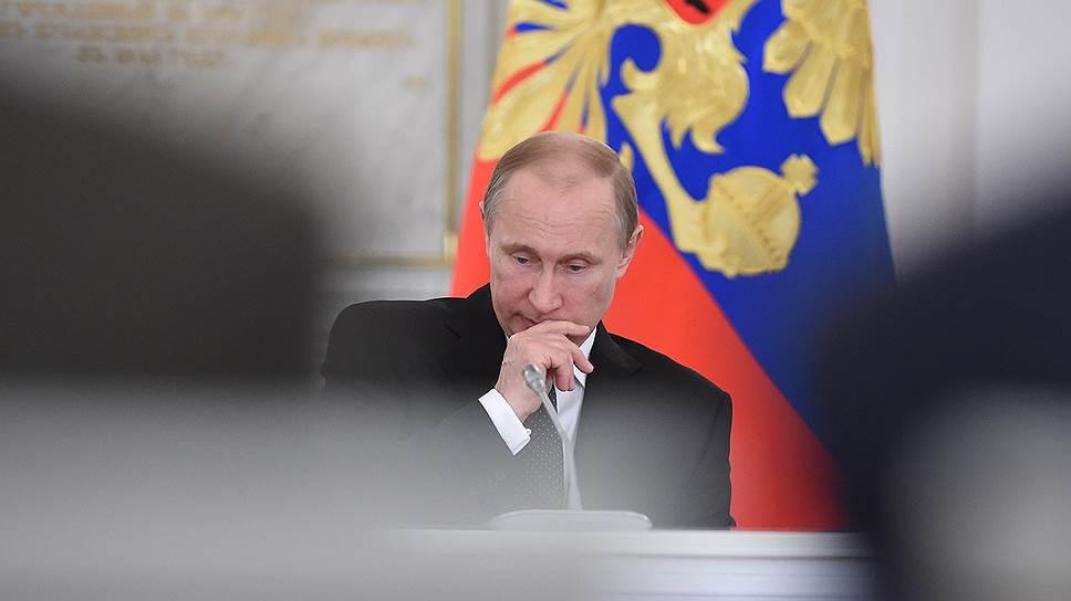 «Россию продолжают испытывать на зрелость и единство»