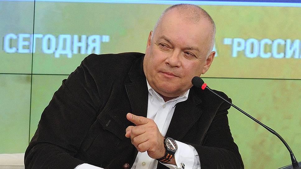 Дмитрий Киселев и Андрей Кондрашов объявлены в Молдавии персонами нон грата
