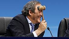 Мишель Платини переизбран на пост президента UEFA