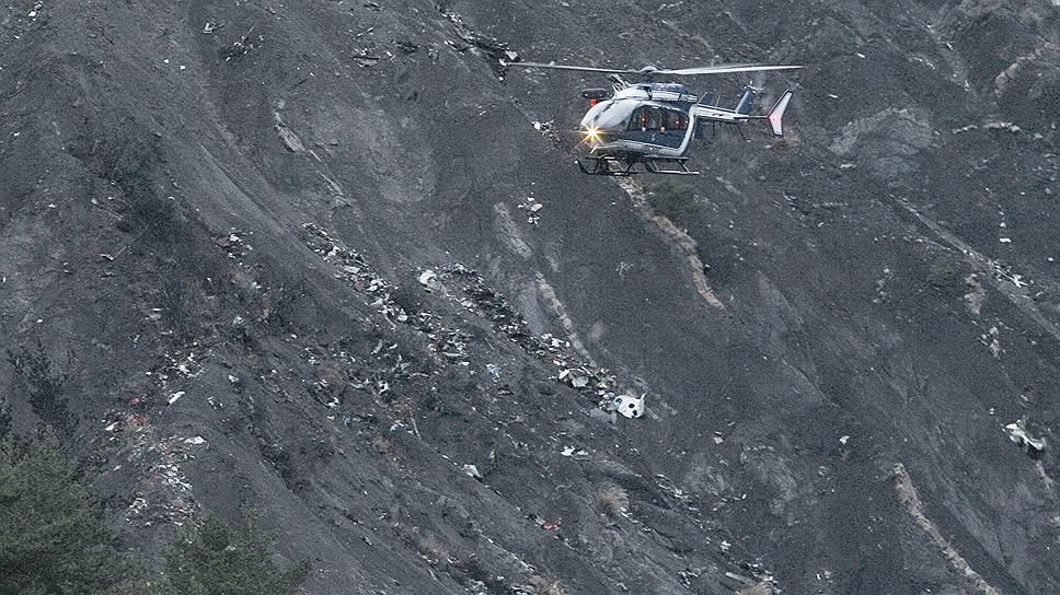 При крушении Airbus A320 на юге Франции погибли более 150 человек