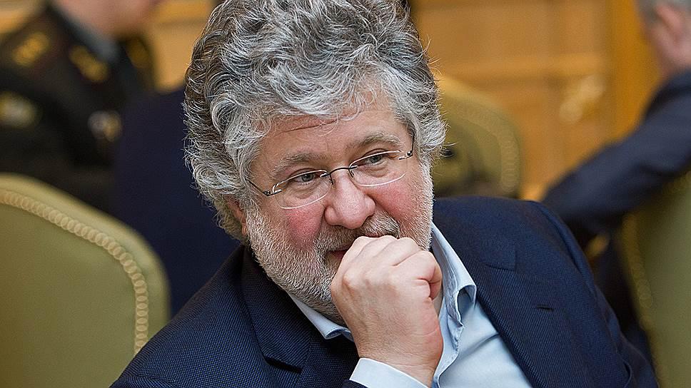 Игорь Коломойский (на фото) ушел в отставку после президентского указа