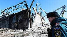 Дело о пожаре в ТК «Адмирал» адресовали прокурору