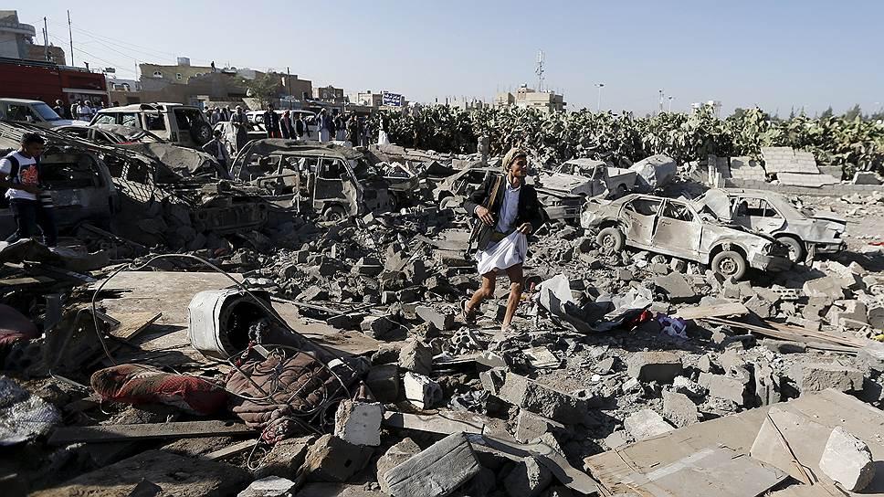 Почему Саудовская Аравия начала бомбить Йемен