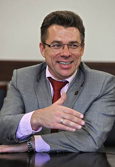 Бывший мэр Химок Олег Шахов