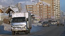 Якутские водители не поделили дорогу с нефтяниками