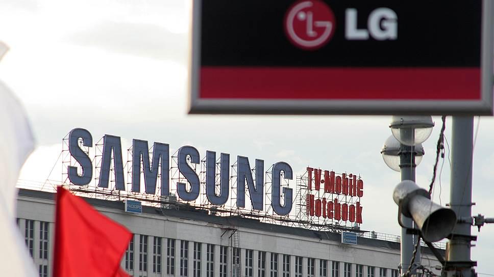 Samsung и LG судебно помирились