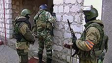 Лидера боевиков нашли в арендованной квартире