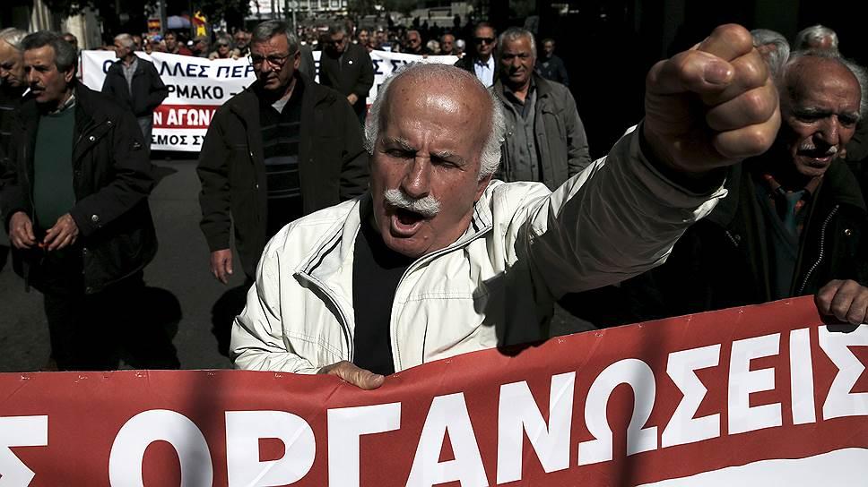 Греция представила новый пакет мер для получения кредита