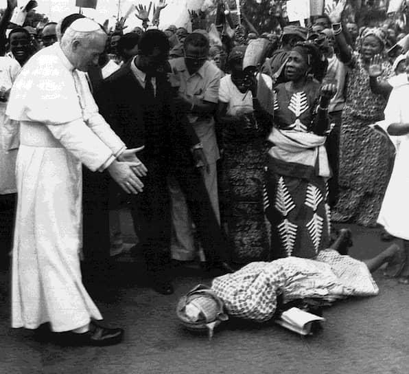 Иоанн Павел II неоднократно извинялся за ошибки, совершенные некоторыми католиками. В 1962 году он и ряд польских епископов опубликовали письмо к немецким епископам о примирении со словами: «Мы прощаем и просим прощения». Кроме того, он принес покаяние от лица церкви за преступления времен крестовых походов и инквизиции