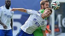 «Динамо» выставило Игоря Денисова на трансфер