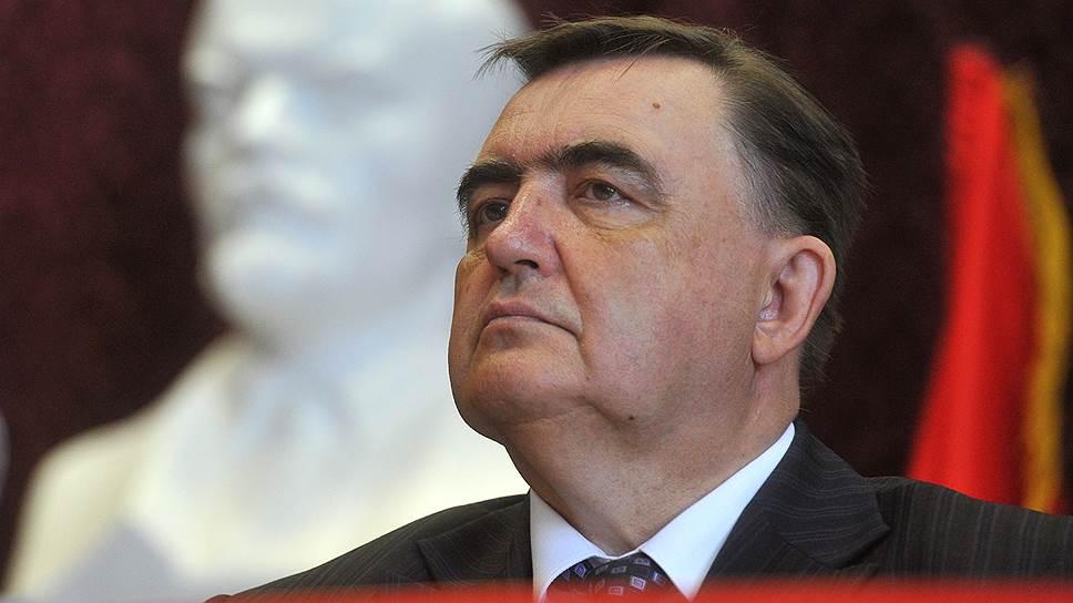Бывший депутат Госдумы Владимир Никитин