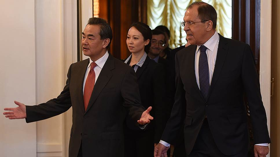 Как Россия и Китай повышают взаимный вес