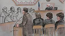 Джохар Царнаев не вызвал у присяжных снисхождения