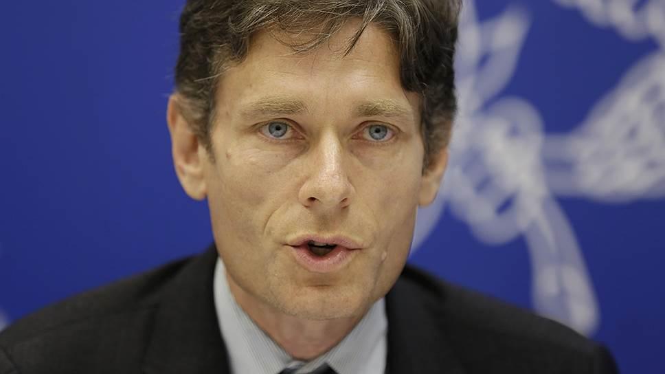 Помощник госсекретаря США по вопросам демократии и прав человека Том Малиновски
