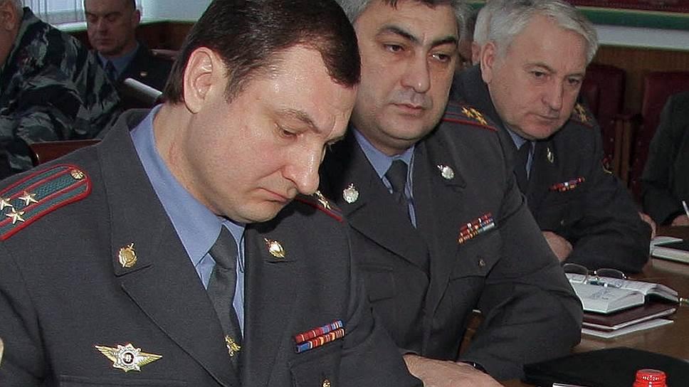 Министр внутренних дел по Кабардино-Балкарской Республике (КБР) Сергей Васильев