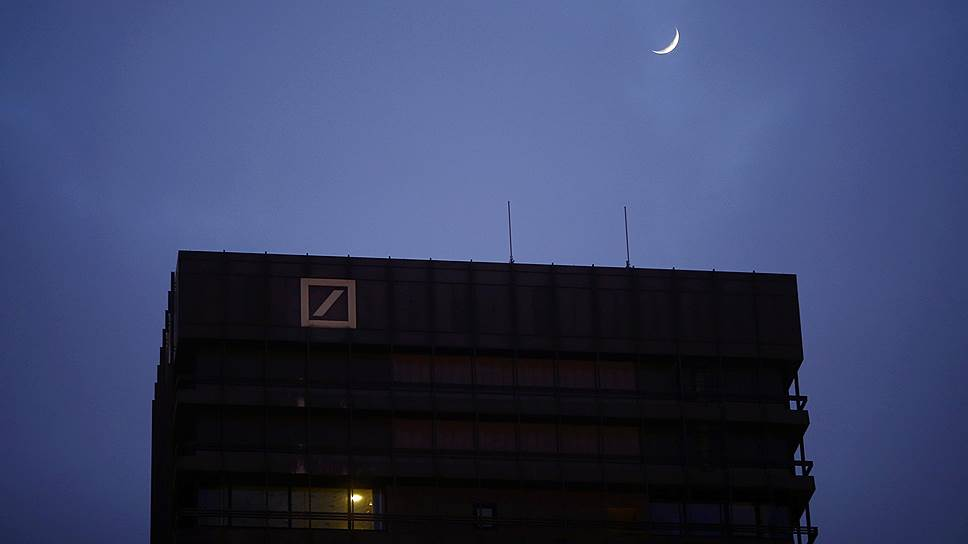 Deutsche Bank готовят к рекордному штрафу