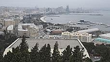 Баку начинает Европейские игры