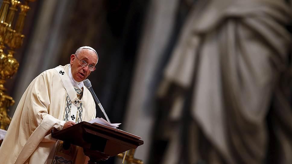 Папа Франциск приравнял армян к жертвам сталинизма и нацизма