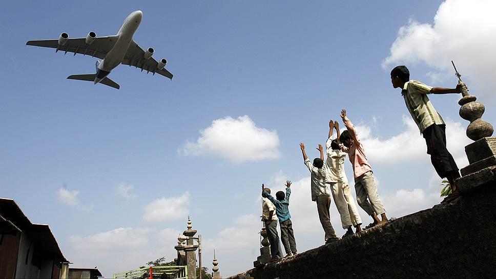 Airbus выделит индийским подрядчикам $2 млрд