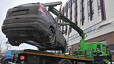 Чаще всего в Москве эвакуируют Ford Focus и Hyundai Solaris