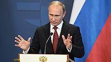 Владимир Путин снял запрет на поставки ЗРК С-300 в Иран
