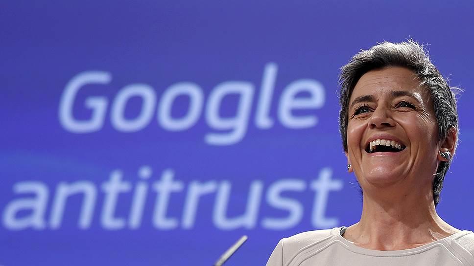 Почему Еврокомиссия начала расследование в отношении Google