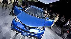 Китайцам нравятся Tiguan, RAV4 и CR-V