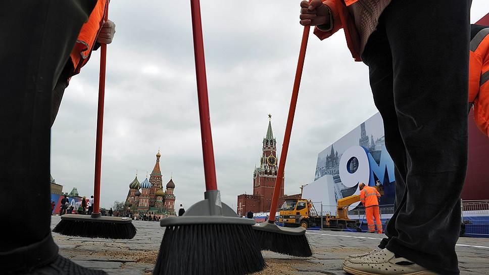 Руководство США не приедет в Москву на День Победы