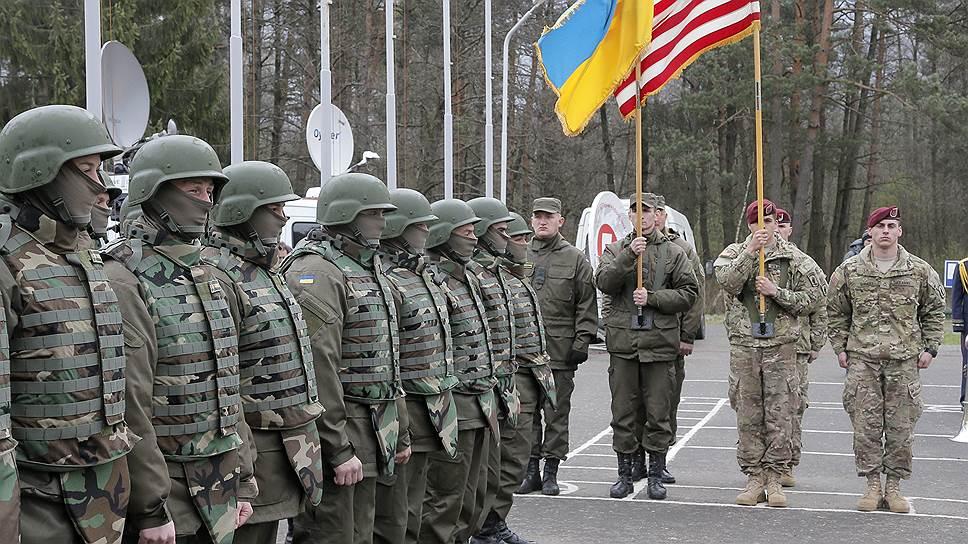 Как военное сотрудничество Украины и США переходит на новый уровень