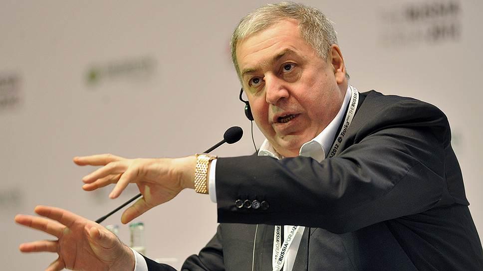 Предприниматель, поэт Михаил Гуцериев