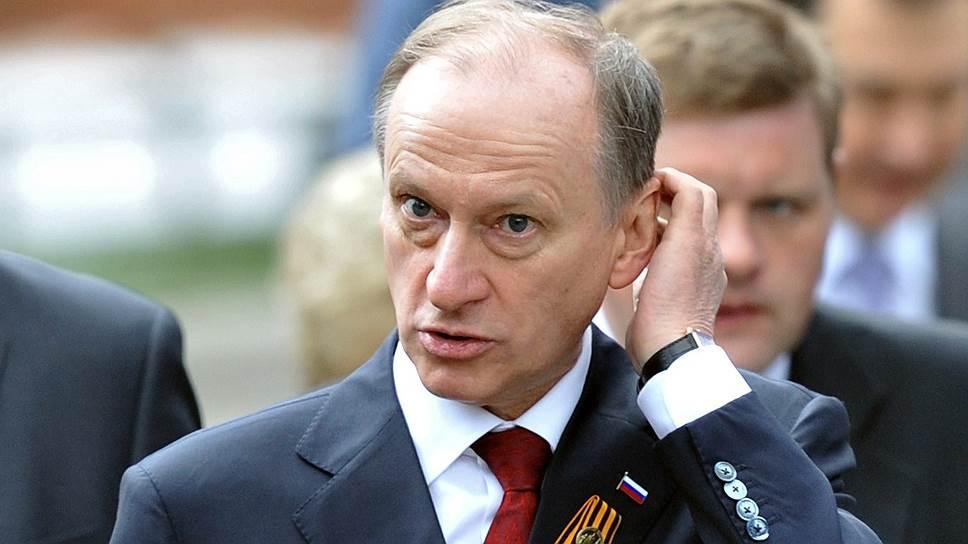 Кто угрожает России по мнению Николая Патрушева