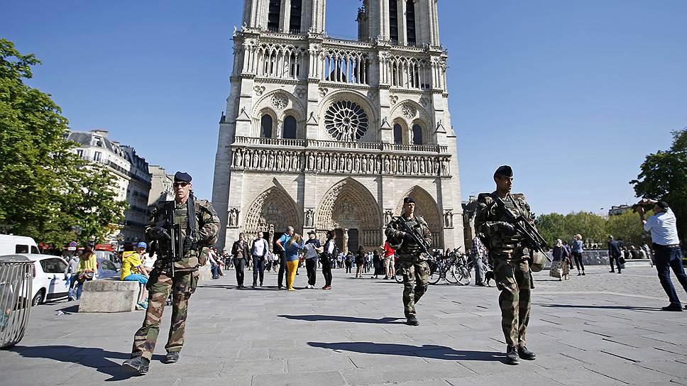 Как французская полиция случайно предотвратила теракты