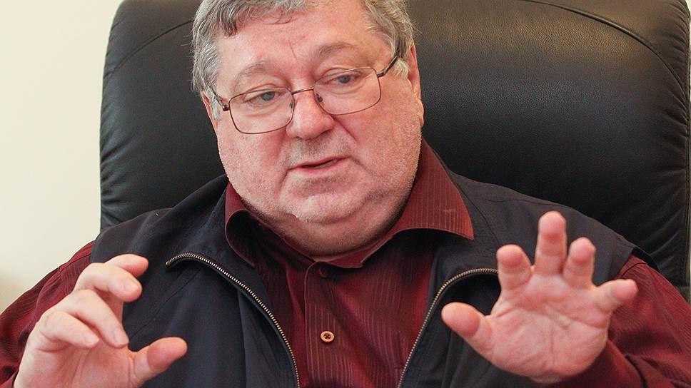 Бывший директор Новосибирского государственного академического театра оперы и балета Борис Мездрич
