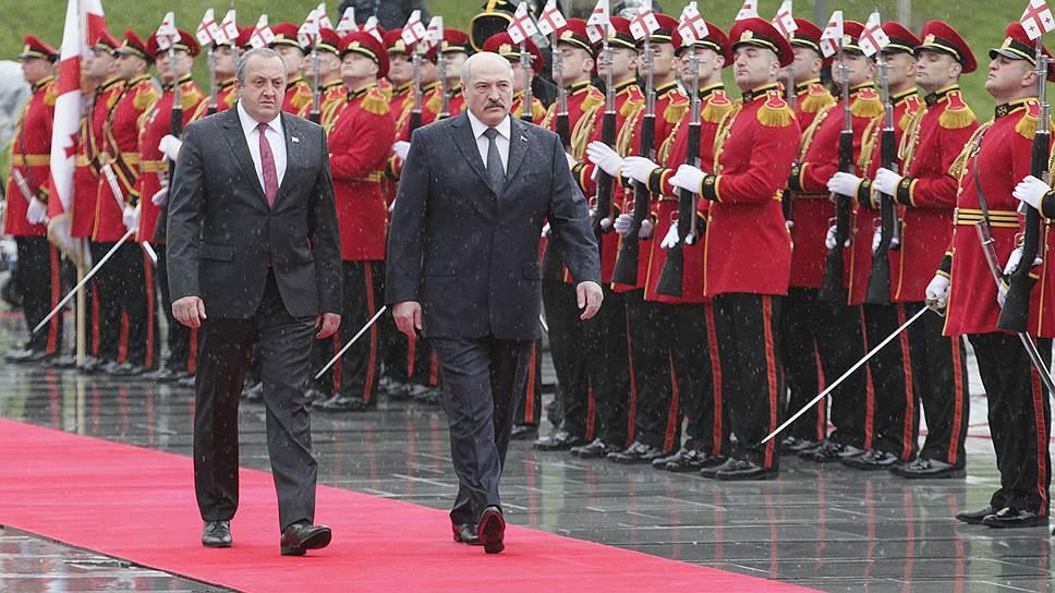 Как Александр Лукашенко поддержал политику непризнания Абхазии и Южной Осетии