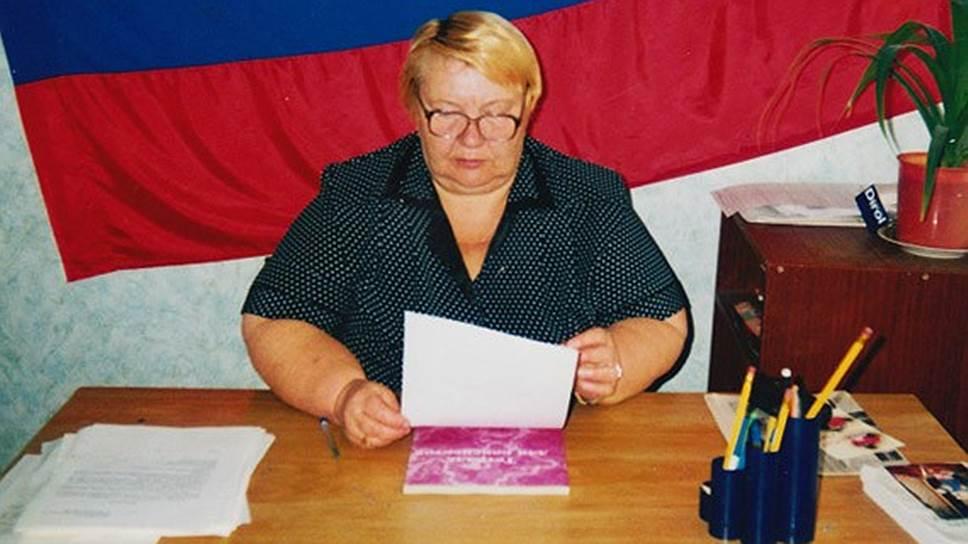 Как руководитель «Матерей Прикумья» предстала перед судом