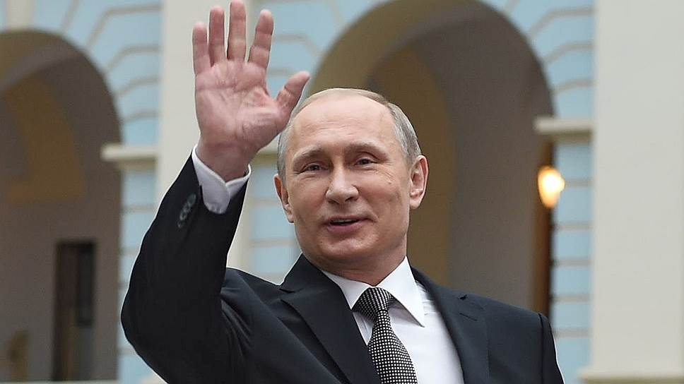 Владимир Путин похвалил фильм о себе