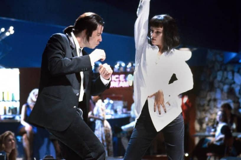 Выход «Криминального чтива» (кадр из фильма на фото) в 1994 году, по мнению многих, совершил революцию в кинематографе 1990-х, а Турман поставил в один ряд с самыми востребованными актрисами Голливуда, принеся ей первую номинацию на «Оскар»