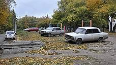 Паркующихся на газонах будут выявлять камеры