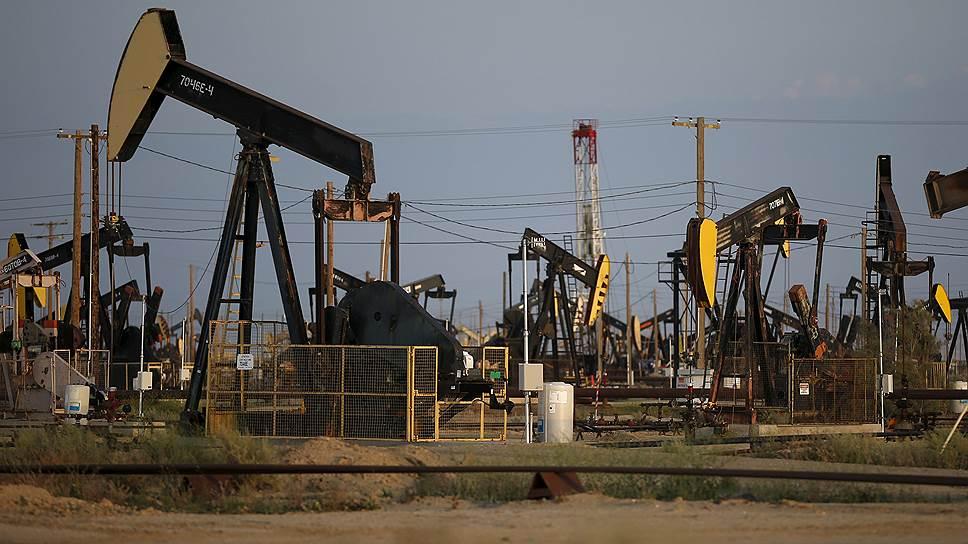 Как нефть оттолкнулась от запасов