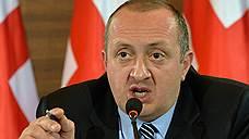 Новый министр обороны Грузии поссорила президента с премьером
