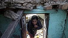 Жизнь в руинах Непала