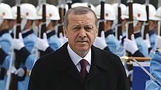 Реджеп Тайип Эрдоган не приедет в Москву на 70-летие Победы