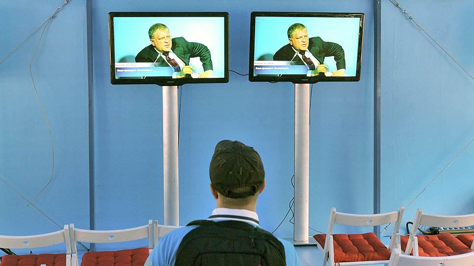 Россияне не потеряли веры в телевидение