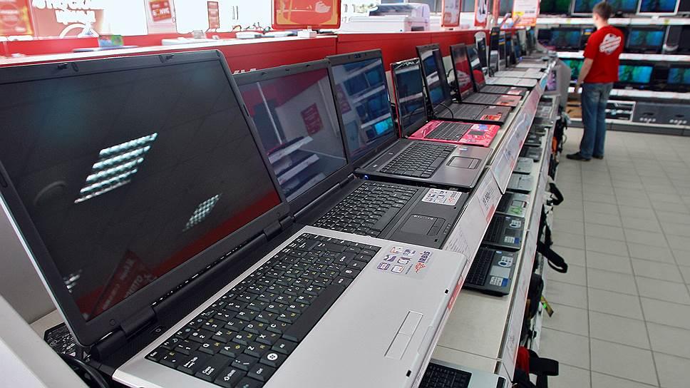 Как сократился импорт компьютеров в Россию