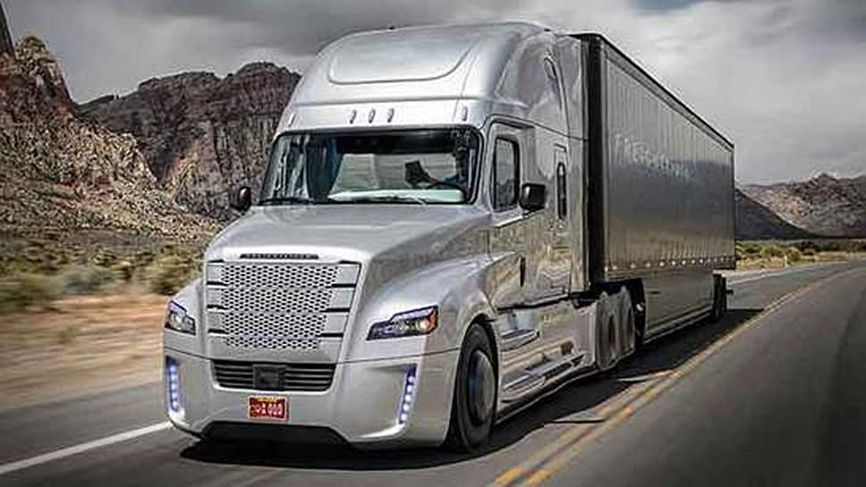 Самоуправляемым грузовикам дали зеленый свет