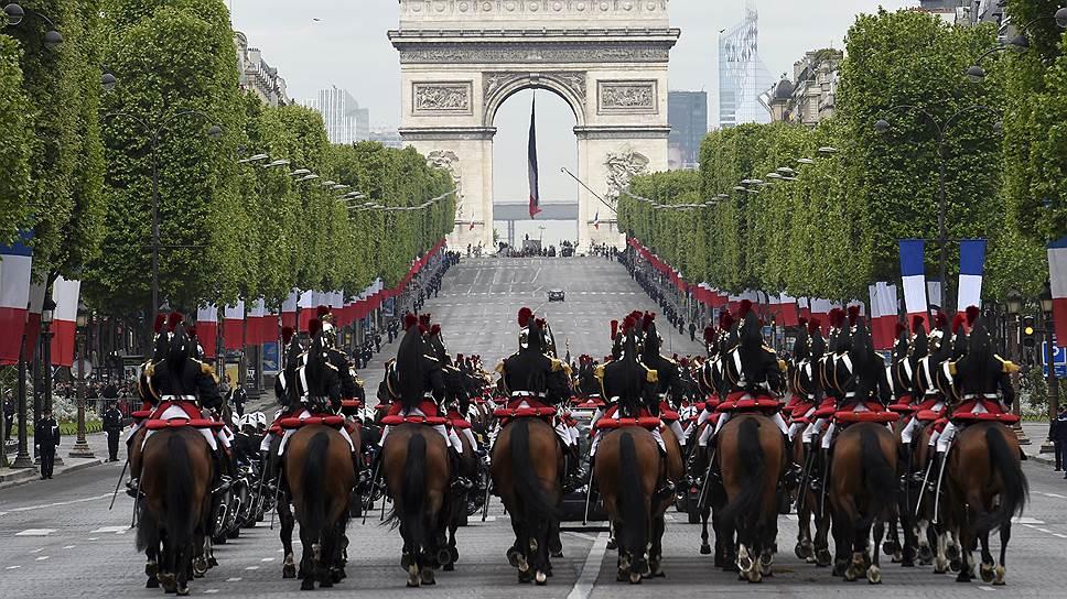 Как Европа празднует 70-ю годовщину Победы